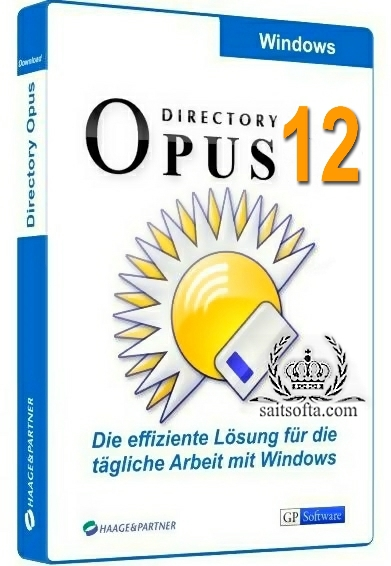Directory Opus Pro 12.6 Build 6369 Final + ключ [На русском]