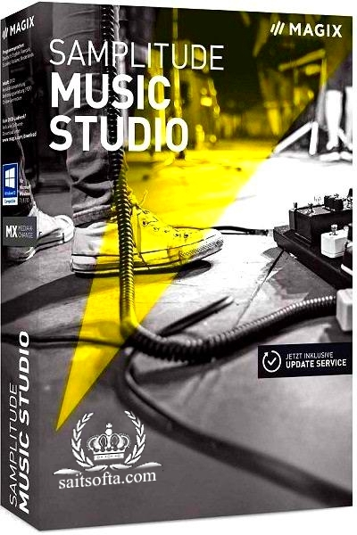 MAGIX Samplitude Music Studio 2017 23.0.2.58 + cracked (2016) ENG