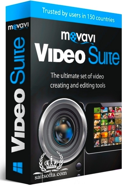 Movavi Video Suite 21.0.1 Final + crack [На русском]