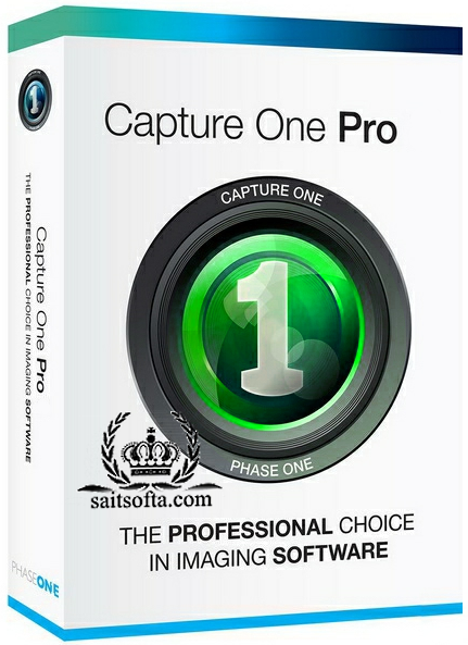 Capture One Pro 12.0.2.13 + keygen [На русском]