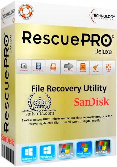 LC Technology RescuePRO Deluxe 6.0.3.1 + keygen [На русском]