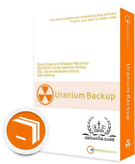 Uranium Backup 9.6.1 Build 6984 + keygen [На русском]