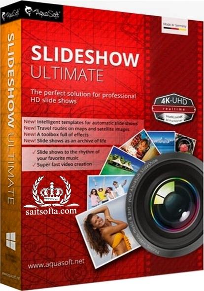 AquaSoft SlideShow 10 Ultimate 10.5.06 + crack  [На русском]