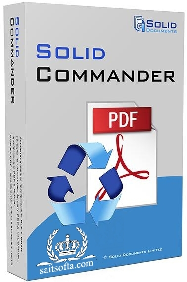 Solid Commander 10.1.11102.4312 + keygen [На русском]