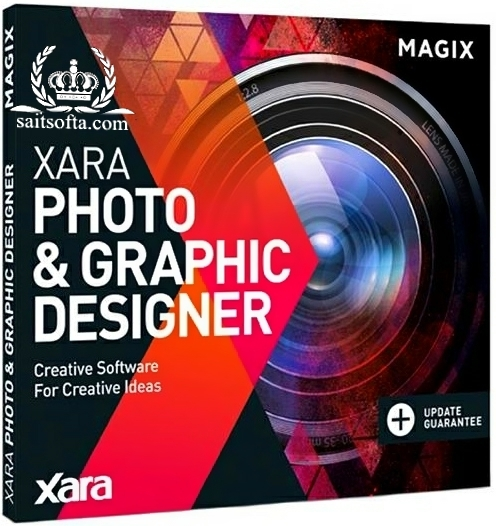 Xara Photo & Graphic Designer 16.0.0.55162 + crack (2018) ENG