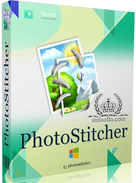 Teorex PhotoStitcher 2.0 + patch (2017) ENG