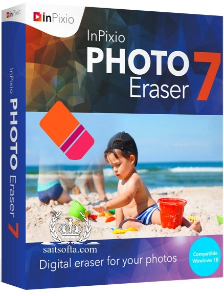 InPixio Photo Eraser 9.0.7004.20945 + cracked (2019) ENG