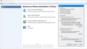 VMware Workstation Player 14.1.1 Build 7528167 Commercial + crack (2018) ENG