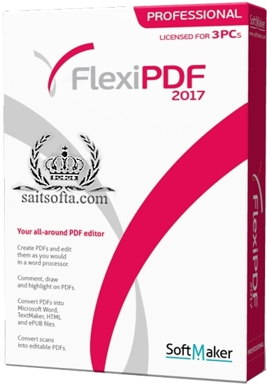 SoftMaker FlexiPDF 2017 Professional 1.11 + crack [На русском]