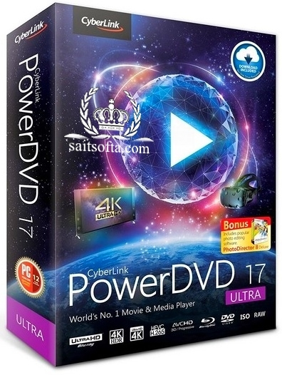 CyberLink PowerDVD Ultra 18.0.2307 RePack [На русском]