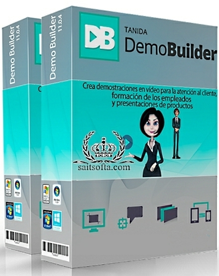 Tanida Demo Builder 11.0.30.0 + crack (2018) ENG