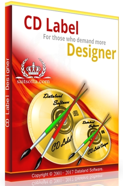 Dataland CD Label Designer 7.2 Build 763 + ключ  [Русификатор]