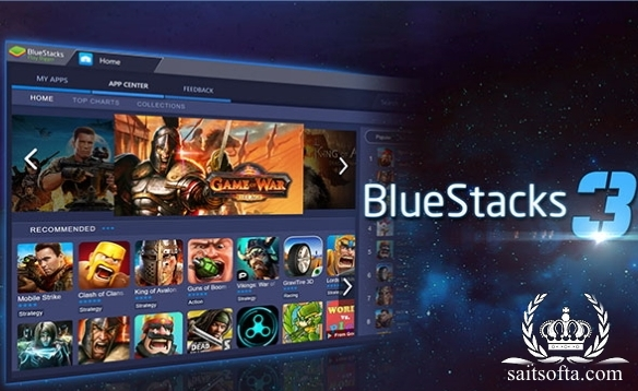 BlueStacks 4.40.10.1013 [На русском]