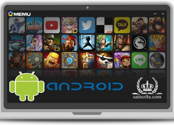 MEmu Android Emulator 5.6.1.1 [На русском]