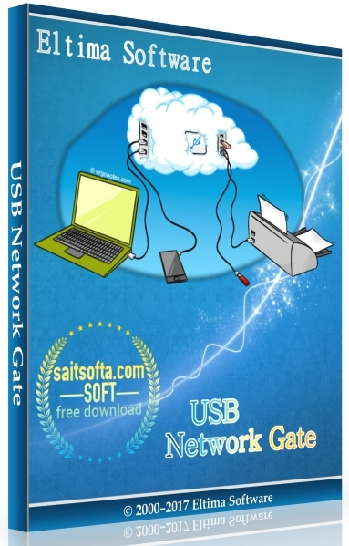 USB Network Gate 8.0.1859 + activator [На русском]