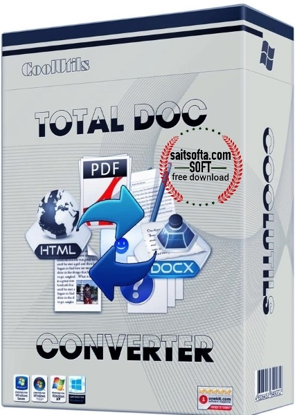 CoolUtils Total Doc Converter 5.1.0.210 + ключ [На русском]
