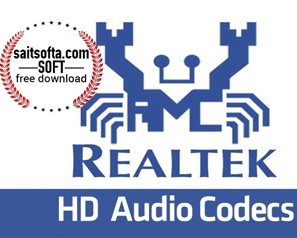 Realtek High Definition Audio Driver R2.82 / 6.0.8899.1 WHQL (2020) [На русском]