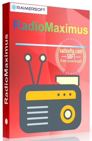 RadioMaximus Pro 2.20.2 + patch [На русском] + Portable
