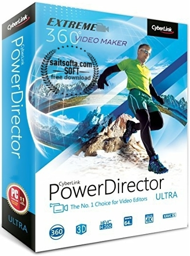 CyberLink PowerDirector Ultra 16.0.2101.0 + ключ [Русские/Английские версии]