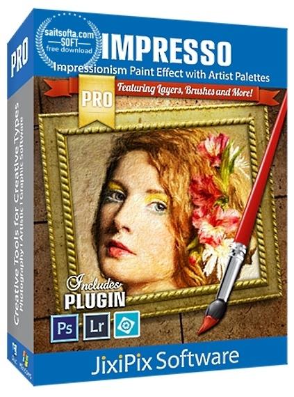 JixiPix Artista Impresso Pro 1.8.7 + ключ [Русские/Английские версии]
