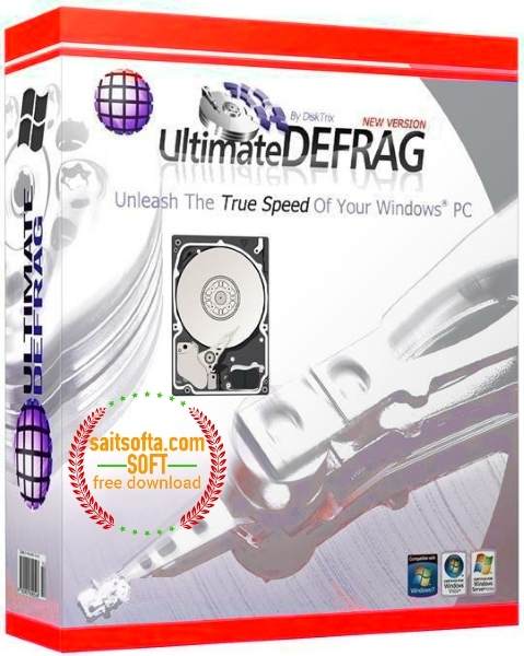 DiskTrix UltimateDefrag 6.0.62.0 + crack [На английском]