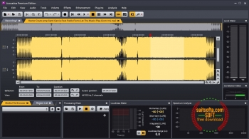 Acoustica Premium Edition 7.0.33 + keygen (2017) ENG