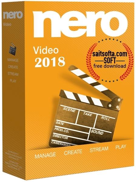 Nero Video 2018 19.0.01800 + patch [На русском]