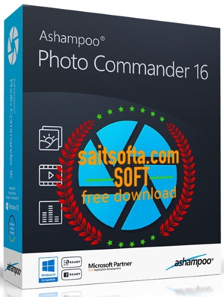 Ashampoo Photo Commander 16.0.5 Final + cracked [На русском]