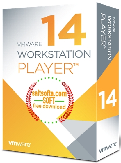 VMware Workstation Player 14.1.2 Build 8497320 Commercial + crack (2018) ENG