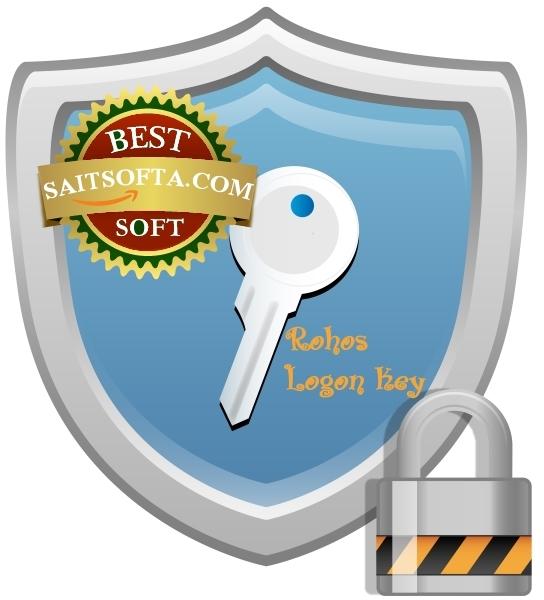 Rohos Logon Key 3.5 + ключ [На русском]