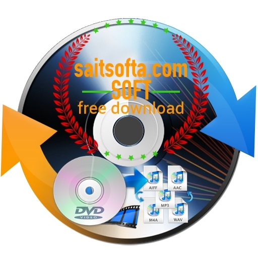 DVD Audio Extractor 7.6.0 + patch (2018) ENG