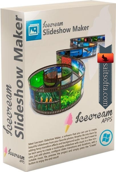Icecream Slideshow Maker Pro 4.04 + patch [На русском]
