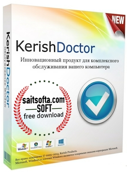 Kerish Doctor 2017 4.65 от 11.09.2017 + patch [На русском]