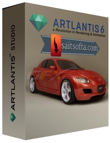 Abvent Artlantis Studio 6.5.2.14 + keygen [На русском]