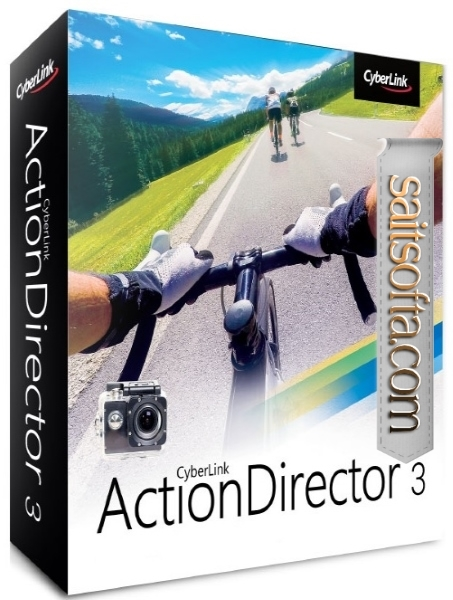 CyberLink ActionDirector Ultra 3.0.3429.0 + ключ (2018) ENG