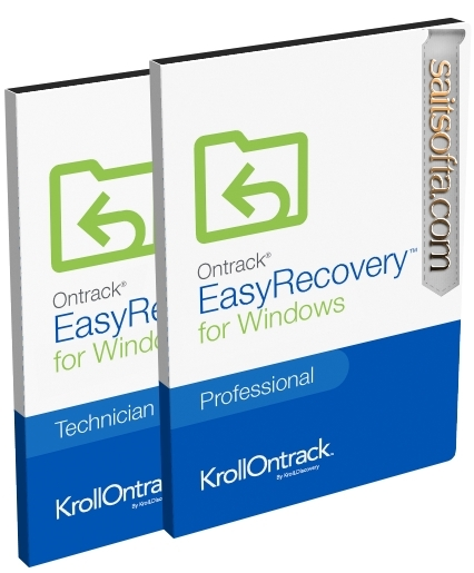 Ontrack EasyRecovery Professional / Technician 12.0.0.2 + crack (2017) ENG