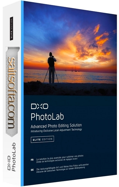 DxO PhotoLab 1.2.1 Build 3131 Elite + patch [Русские/Английские версии]