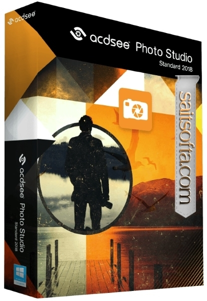 ACDSee Photo Studio Standard 2018 21.2 Build 818 + patch (2018) ENG