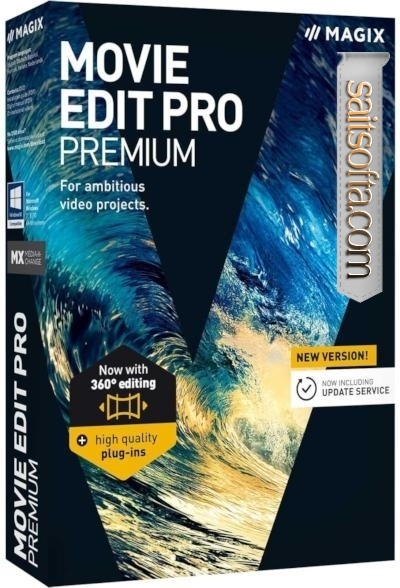 MAGIX Movie Edit Pro 2019 Premium 18.0.1.207 + crack [Русские/Английские версии]