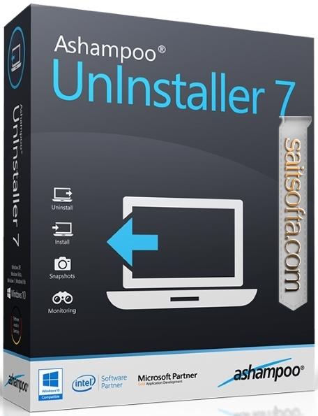 Ashampoo UnInstaller 7.00.10 Final + ключ [На русском]