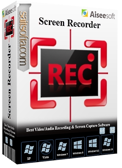 Aiseesoft Screen Recorder 2.1.36 + patch [Русификатор]