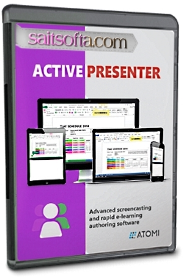 ActivePresenter Professional Edition 7.5.5 + crack  [На русском]