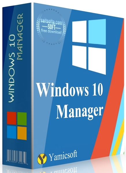 Windows 10 Manager 3.3.4 Final + patch [На русском]