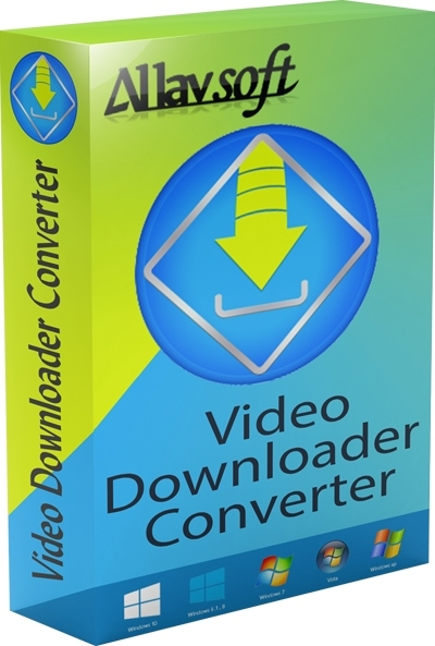 Allavsoft Video Downloader Converter 3.16.5.6884 + ключ (2018) ENG