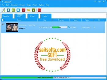 Allavsoft Video Downloader Converter 3.22.0.7297 + ключ (2019) ENG