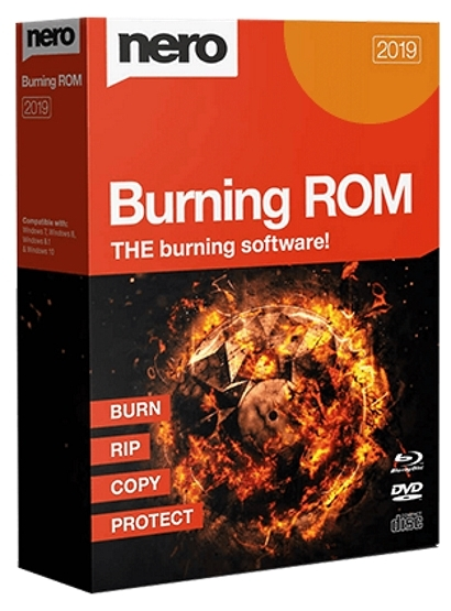 Nero Burning ROM 2019 20.0.2005 + patch [На русском]