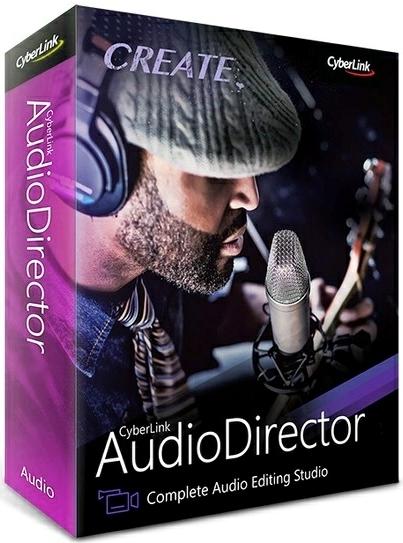 CyberLink AudioDirector Ultra 9.0.2031.0 + ключ [Русификатор]