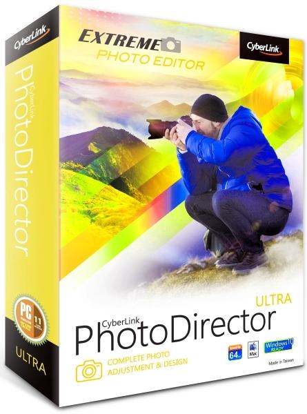 CyberLink PhotoDirector Ultra 10.0.2107.0 + ключ [Русификатор]