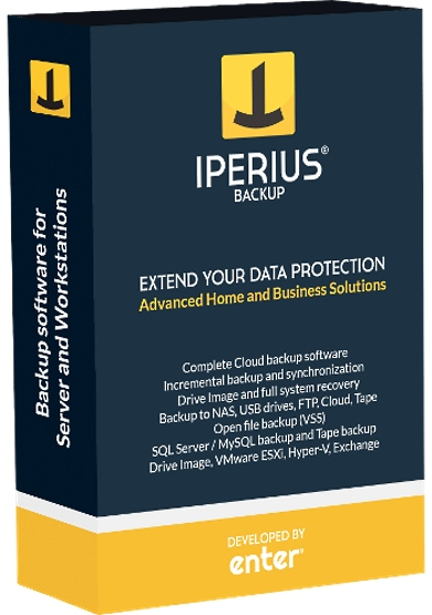 Iperius Backup Full 7.0.8 + ключ [На русском]