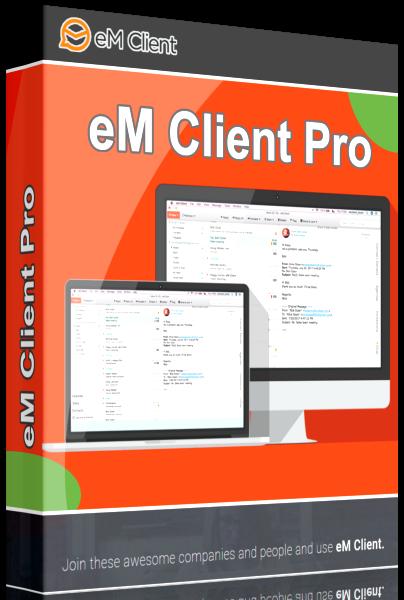 eM Client Pro 7.2.35128.0 + crack [На русском]